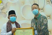 Pemkab Bekasi Dapat Bantuan Alat Terapi Oksigen