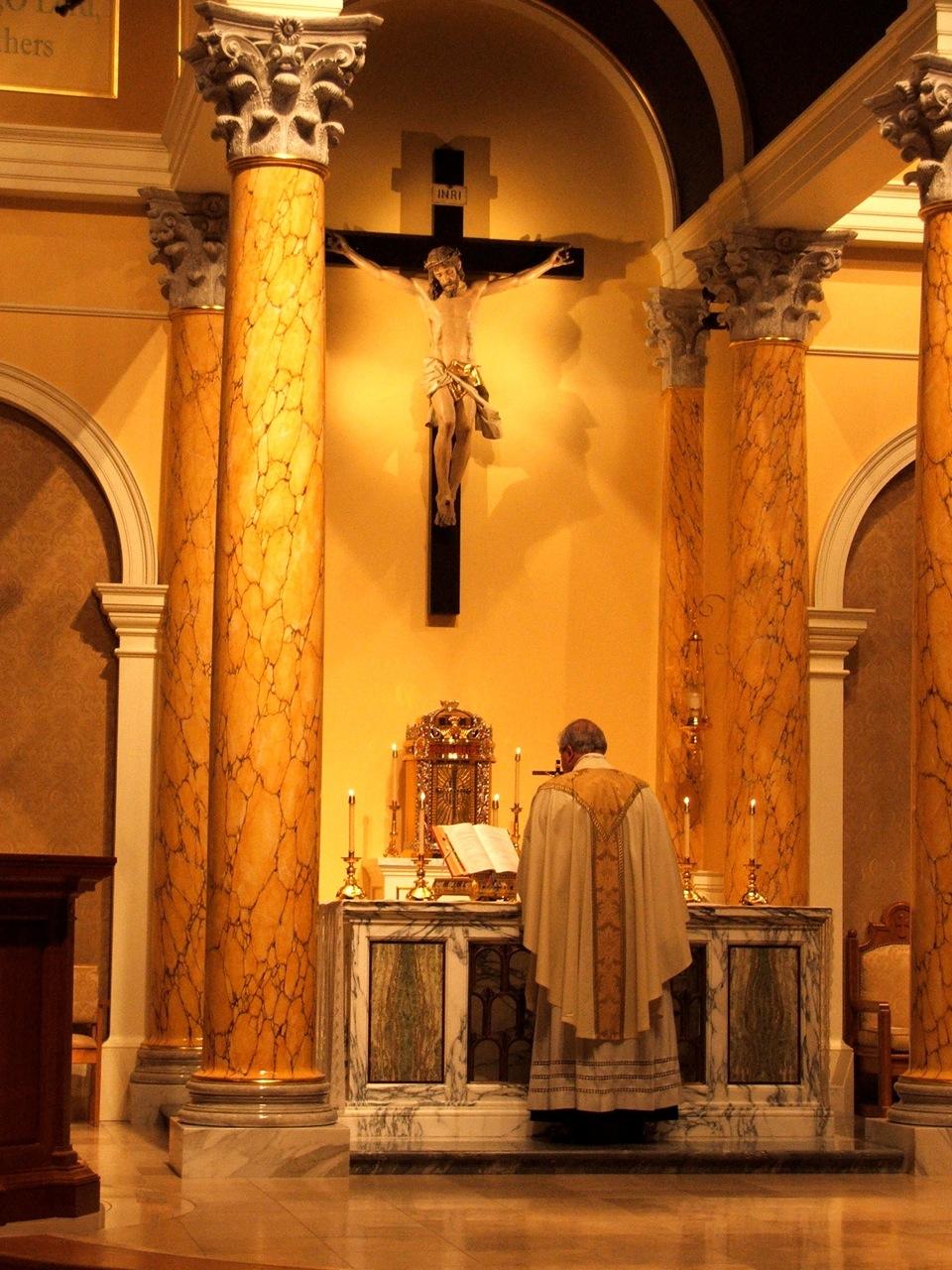 Photos: Best Catholic Church Renovation in Texas (St