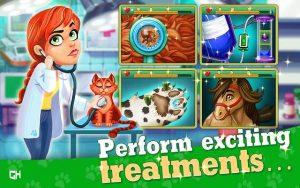Dr. Cares Pet Rescue 911 Mod Apk v1.2 Terbaik Full version