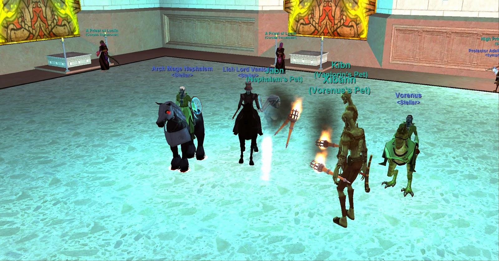 ECTmmo com- MMO Blog: The Adventures of Kaozz   : EverQuest- Heroic