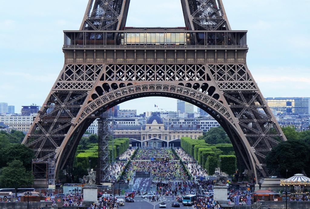 facts about paris