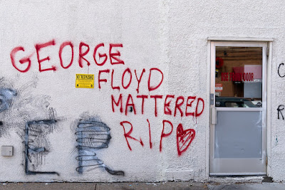 George Floyd Mattered -- RIP