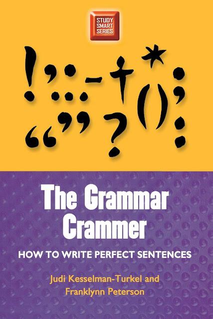 Grammar Crammer: How to Write Perfect Sentences (Study Smart Series)