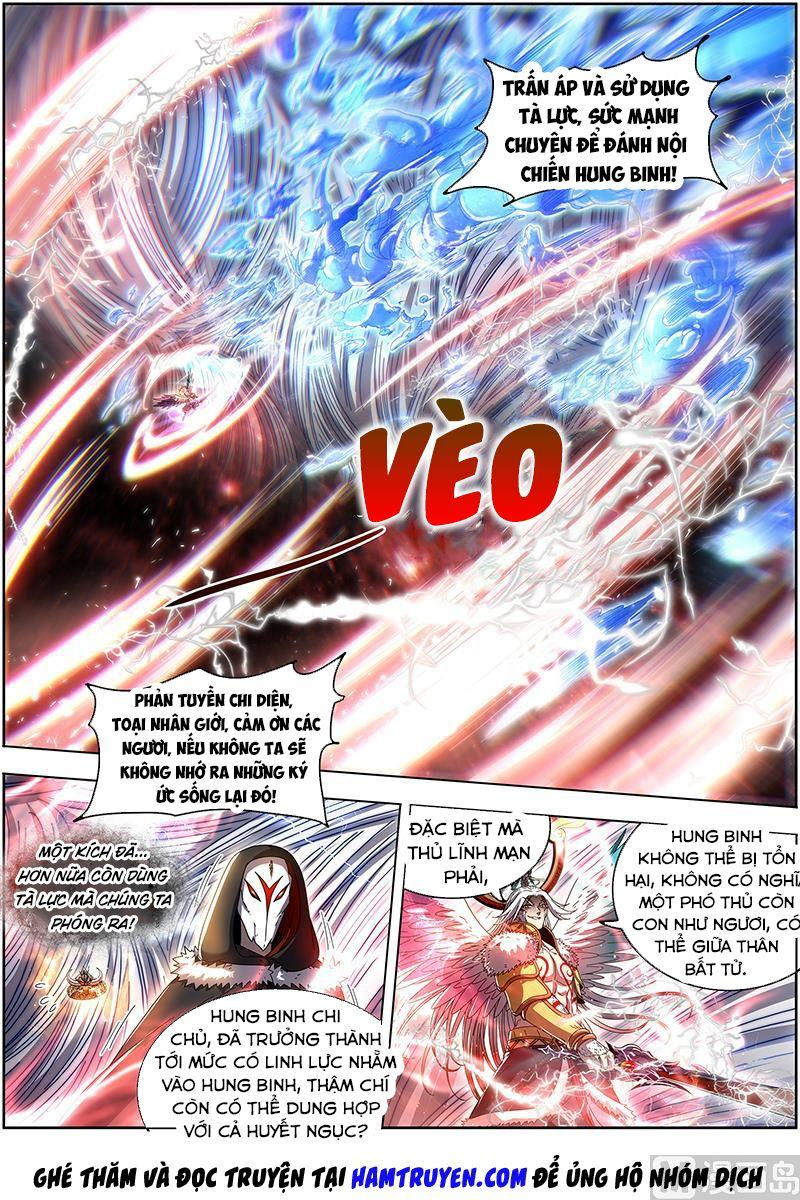 Ngự Linh Thế Giới chap 492 - Trang 10