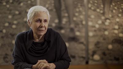A artista plástica Anna Maria Maiolino - Divulgação