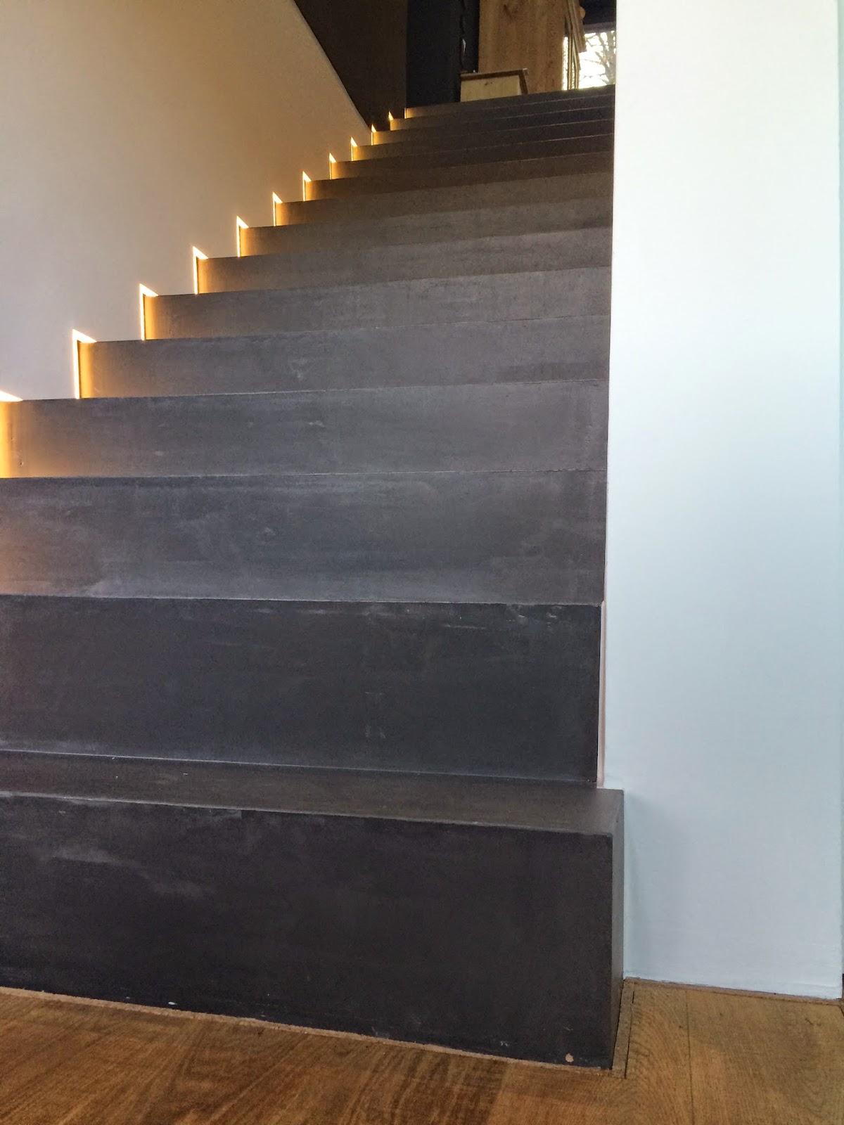 Innen Beton Zell Beschichtung Linearsystem Co Home Design Ideen