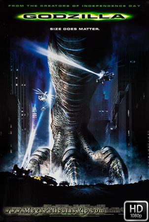 Godzilla (1998) [1080p] [Latino-Ingles] [MEGA]