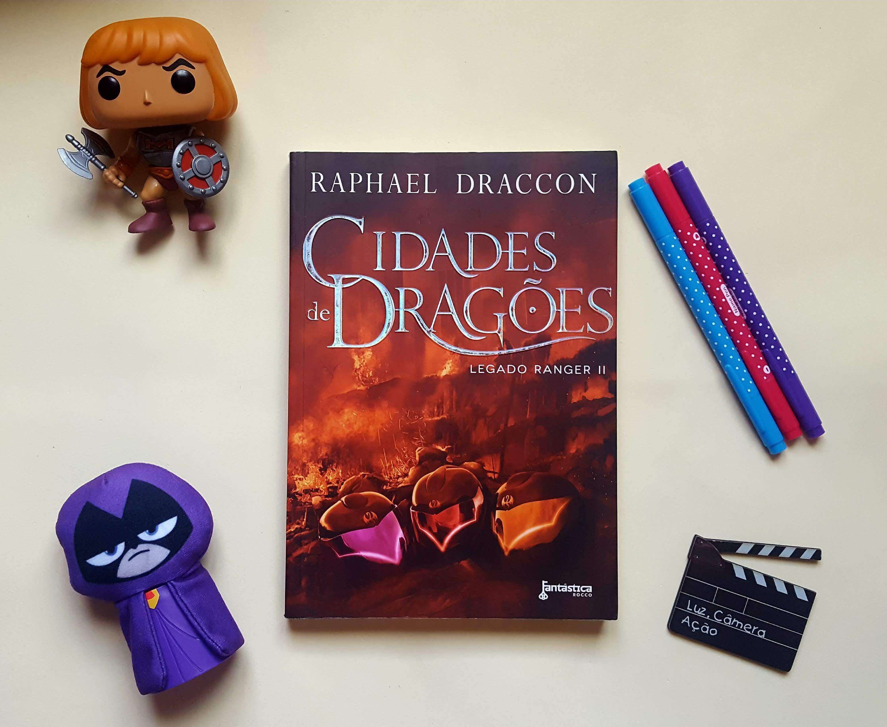 Cidades de dragões | Raphael Draccon