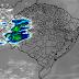 Altos volumes de chuva em várias regiões gaúchas