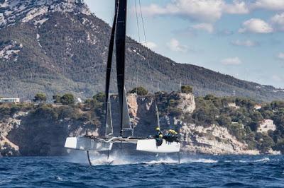 Le circuit du GC32 disputera sa grande finale à Toulon.