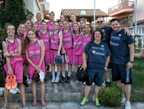 ΕΟΚ | Τουρνουά Φιλίας (Παγκορασίδες): Γαλλία-Ελλάδα 62-47