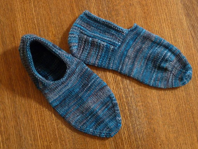 Affiknitty -: Turkish Bed Socks pair #2