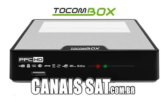 Tocombox PFC HD Atualização V03.059 - 04/11/2020