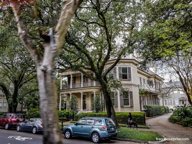 Garden District, Nova Orleans