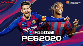 PES 2020 Mobile v3.3.1 New Graphics Patch Android
