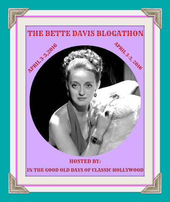 Bette Davis Blogathon