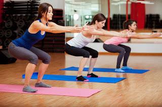 Bacakları İnceltmek İçin 3 Egzersiz