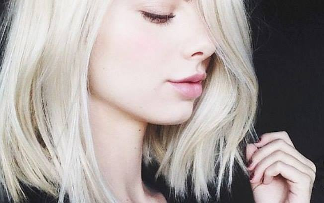 Guia dos cabelos loiros, tingidos e descoloridos