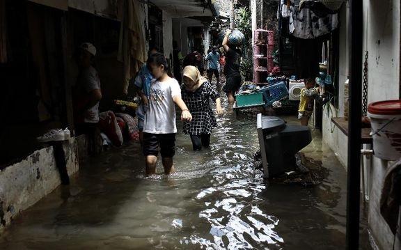 BPN ke Wagub DKI Riza soal Banjir: Nanti Kepala Daerah Tak Ada Kerjaan