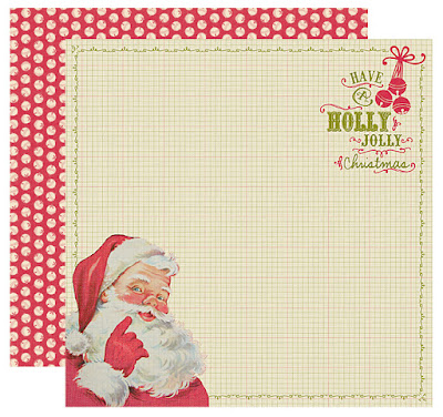 classic christmas paper crafting scrapbooking