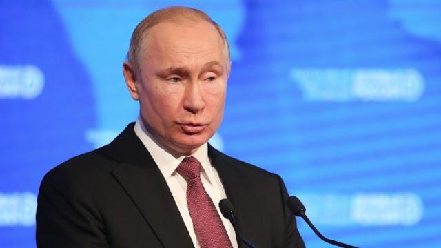 AS Keluar dari Perjanjian Open Skies, Putin: Moskow Akan Segera Tentukan Sikap!