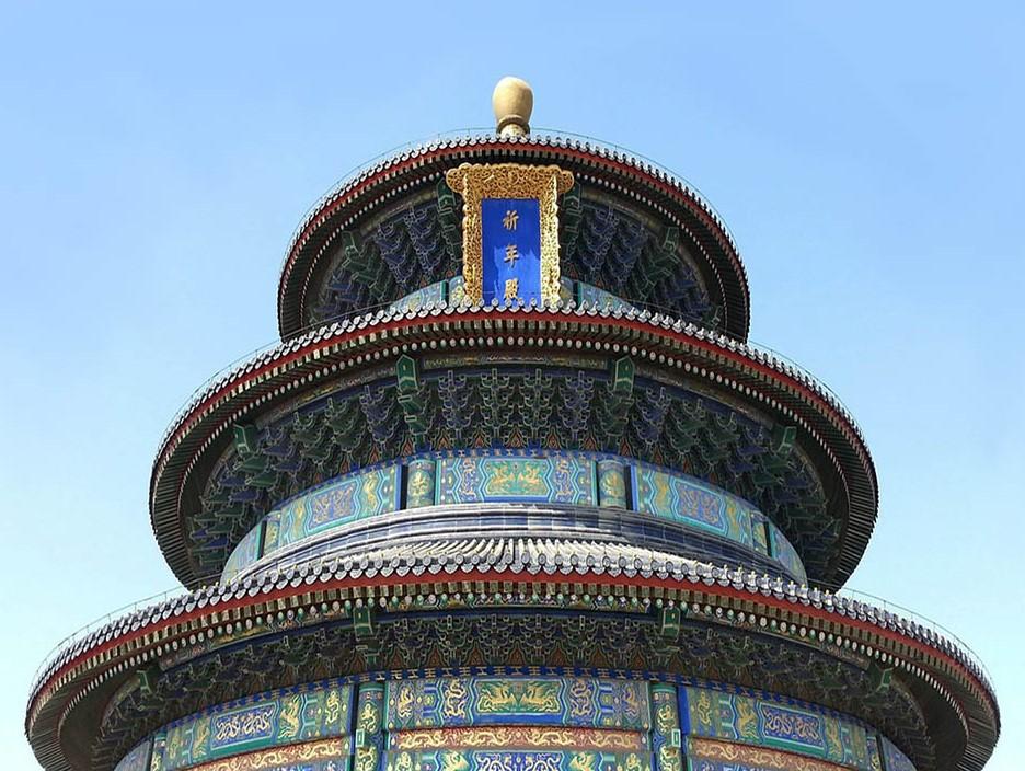 Il Tempio del Cielo a Pechino