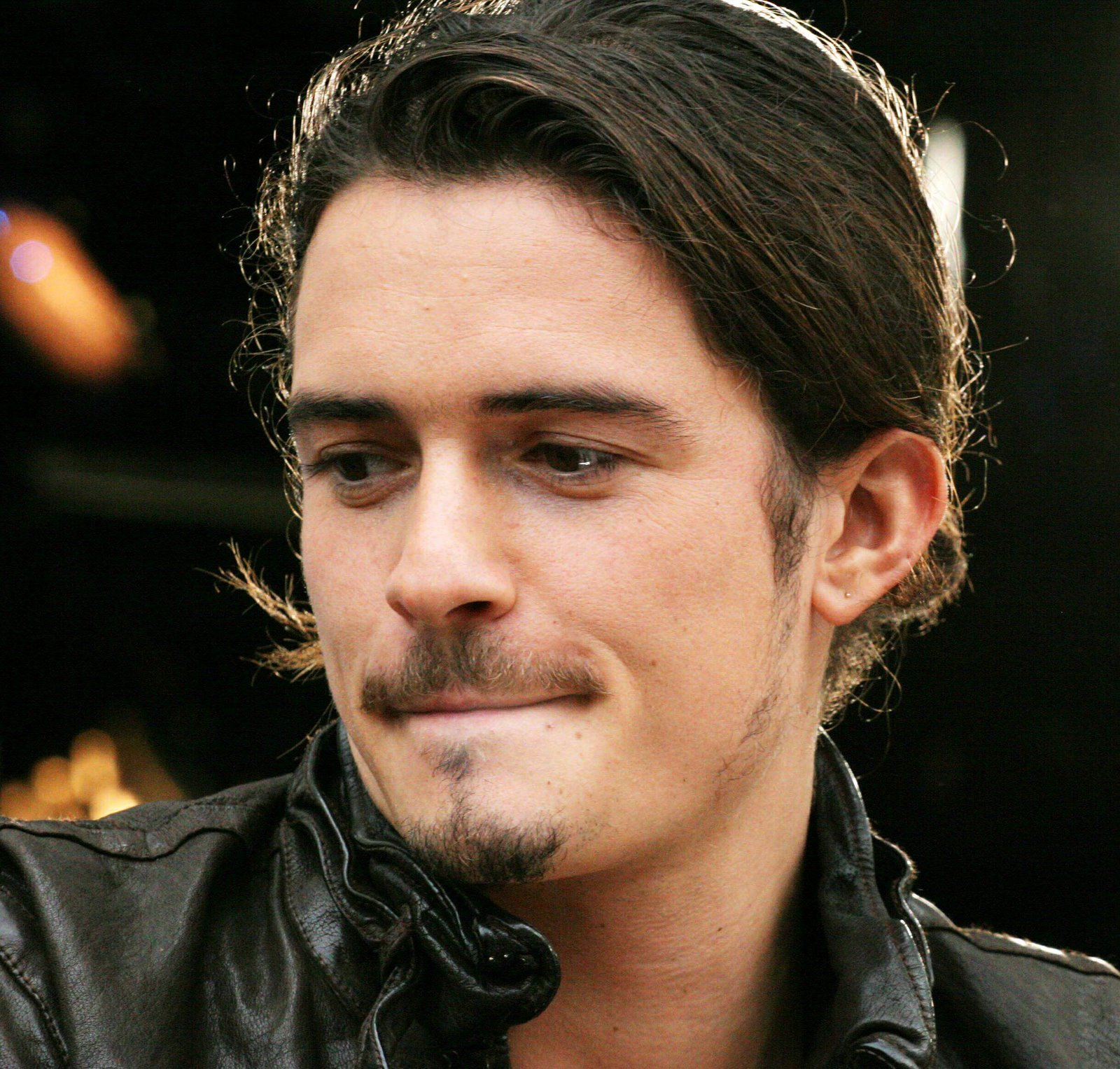 hairstyles for men: Orlando Bloom Hair - Blockbuster Star ...