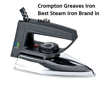 Crompton Greaves Iron Best Steam Iron Brand in India