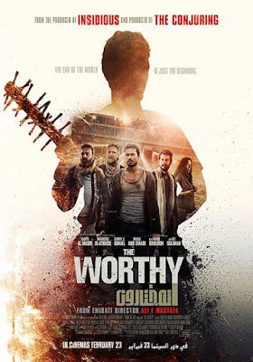 The Worthy 2016 DVDCustom HDRip NTSC Spanish