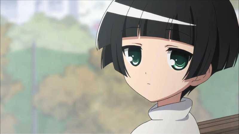 Anime Mirip Himouto! Umaru-chan, Gugure! Kokkuri-san
