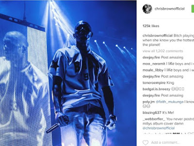 Chris Brown Furious At Fling Cydney Christine For Cheating? See His Emotional Posts.