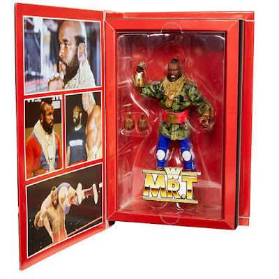 San Diego Comic-Con 2020 Exclusive Mr. T WWE Elite Action Figure by Mattel x Entertainment Earth