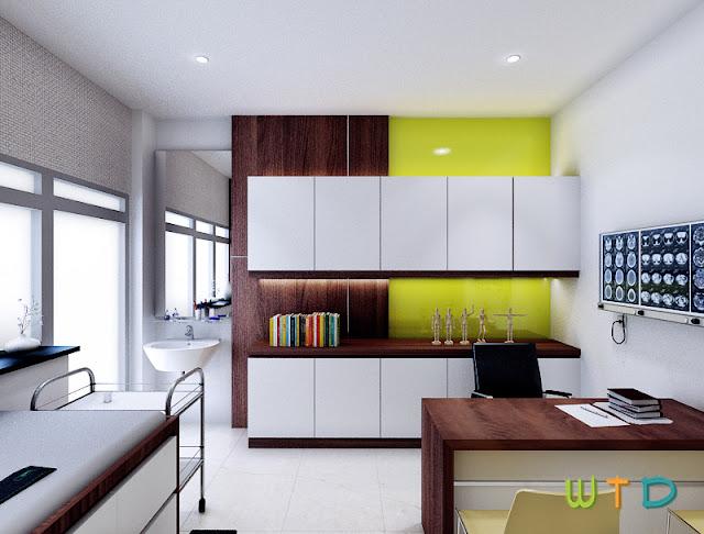 Desain Interior Klinik