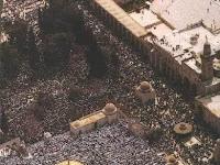 QUBAH SHAKHRA', BUKAN MASJIDIL AL - AQSHA?