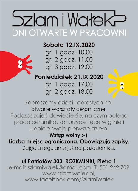 Ruszają nasze zajęcia w Wawrze :-)