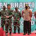 Panglima TNI Bersama Kapolri Lepas Pasukan Bermotor Peduli Covid 19