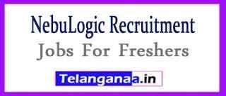 NebuLogic Recruitment Jobs For Freshers Apply