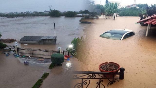 Αποτέλεσμα εικόνας για αγρότες της Εύβοιας που επλήγησαν από τις πλημμύρες του 2017 και του 2018»