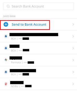 Cara transfer dana ke gopay 3
