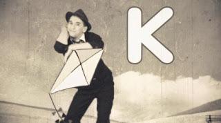 Alphabet Pictures presents letter K. K is for Kite. Sesame Street Alphabet Songs