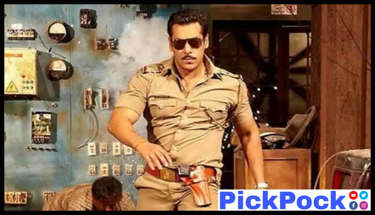 New Release Dabangg 3 HD Movie Download In Hindi, Dabangg 3 Movie, Salman khan, PickPock, PickPock Dabangg 3