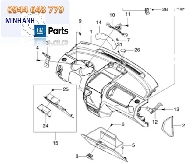 Mã sản phẩm: GM# 96476845 Xy lanh phanh sau xe Gentra chính hãng GM phụ tùng oto Minh Anh là :1,550,000 VND/ Cái Hàng mới 100% chính hãng GM Giao hàng miễn phí trong nội thành Hà Nội Điện thoại liên hệ: 094-669-8822 hoặc 0944648779 Cam kết bán hàng chính hãng Tên sản phẩm:  Hộp cốp phụ Captiva 2008 chính hãng GM  Mã sản phẩm: GM#  96476845  Xuất xứ: Nhập khẩu trực tiếp GM Korea  Dùng cho các xe:  Cho tất các các xe Captiva từ 2007- 2011  Tình trạng: Mới 100%