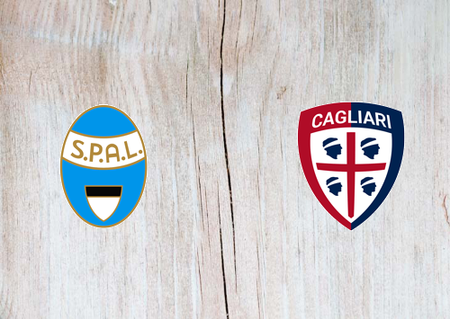 SPAL vs Cagliari -Highlights 23 June 2020