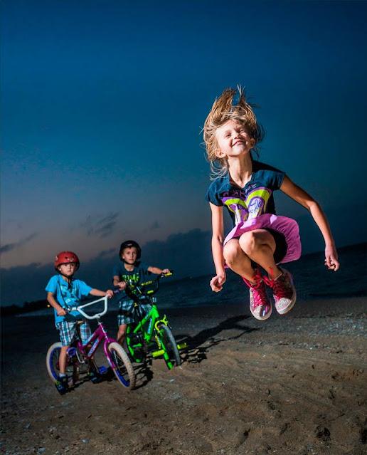 Consejos para que tus hijos hagan deporte