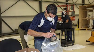 Engenheiros da NASA desenvolvem ventilador VITAL para casos mais leves de COVID-19