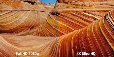 1080p vs 4K TV