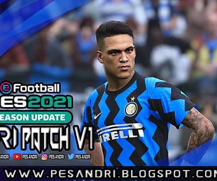 PES 2021 Andri Patch V1 AIO Season 2020/2021