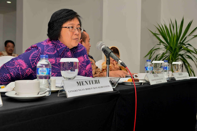 Siti Nurbaya : Isu lingkungan hidup sejajar dengan isu demokrasi dan HAM