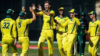 Billy Stanlake 4-8 - Australia vs Pakistan 2nd Match T20 Tri-Series 2018 Highlights