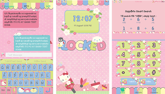 Oppo Theme: Sanrio Omanju Mix Theme